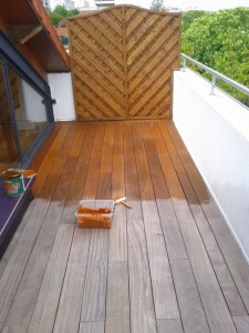 conseils pour entretenir sa terrasse en bois