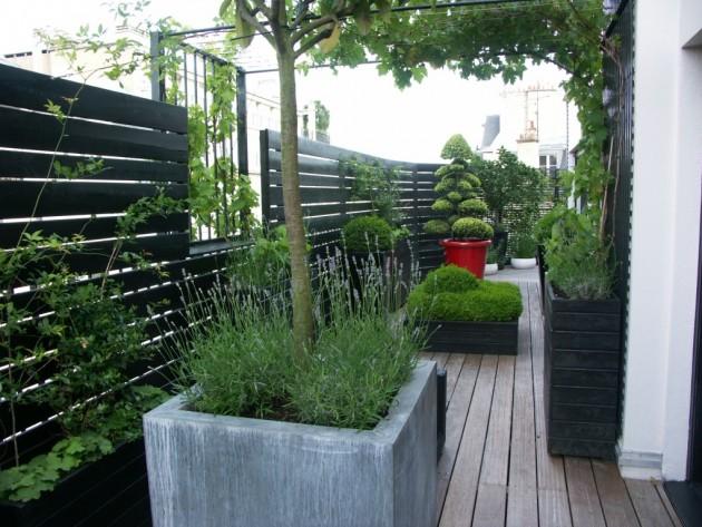 6 id es d am nagement pour sa terrasse blog d co. Black Bedroom Furniture Sets. Home Design Ideas